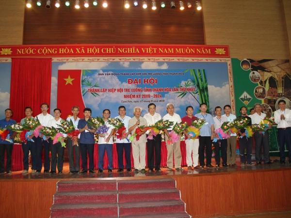 Hiệp hội tre luồng Thanh Hóa tổ chức đại hội lần thứ nhất