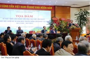 Tọa đàm về phát triển Lâm nghiệp bền vững theo Luật Lâm nghiệp
