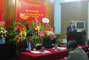 Đại hội đại biểu Câu lạc bộ Lâm nghiệp Việt Nam nhiệm kỳ III (2017-2022)