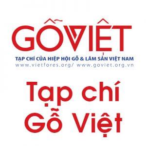 Tạp chí Gỗ Việt số tháng 3 năm 2018
