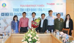 VPA/FLEGT: Bước tiến lịch sử của lâm nghiệp Việt Nam