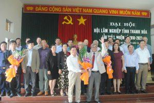 Đại hội đại biểu Hội Lâm nghiệp tỉnh Thanh Hóa thành công tốt đẹp