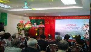 Gặp mặt nhân kỷ niệm 59 năm ngày Lâm nghiệp Việt Nam