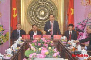 Buổi gặp mặt tri thức tỉnh Thanh Hóa Xuân Kỷ Hợi 2019