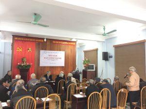 Hội nghị Ban chấp hành Câu lạc bộ Lâm nghiệp Việt Nam