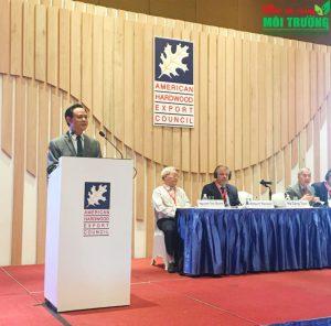 Hội thảo Đông Nam Á về ứng dụng gỗ cứng Hoa Kỳ vào thiết kế và sản xuất đồ mộc