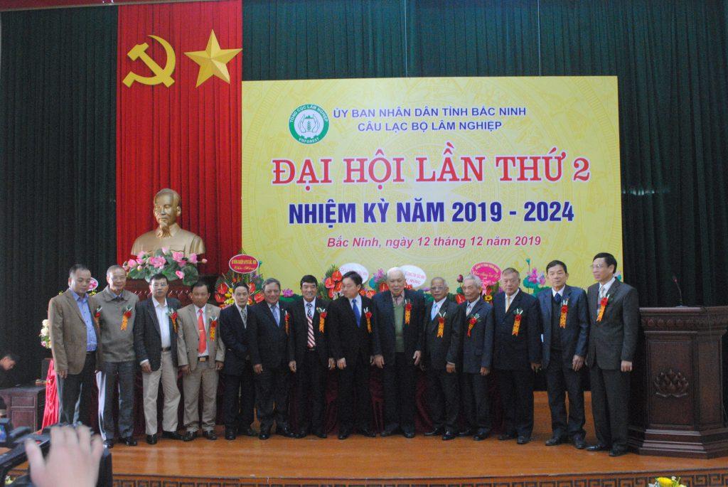 Đai hội Câu lạc bộ Lâm nghiệp Bắc Ninh