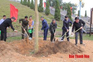Thanh Hóa quyết tâm thực hiện thắng lợi tết trồng cây, bảo vệ và phát triển rừng năm 2021